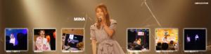 MINAシンガーソングライター札幌